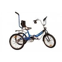 Велосипед-тренажер для людей больных ДЦП, заболеваниями опорно-двигательного аппарата и центральной нервной системы
