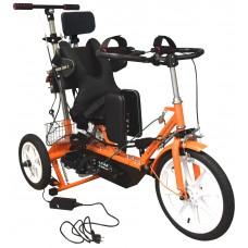Велосипед-велотренажер Ангел-Соло №3 (для детей)
