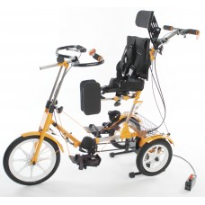 Велотренажёр-велосипед реабилитационный «Ангел-СОЛО» 3М
