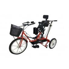 Велосипед-велотренажер Ангел-Соло №4 (для взрослых)