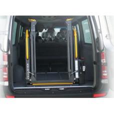 Автомобильное подъемное устройство для инвалидов Autolift BB Window