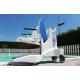 Мобильные подъемные устройства для бассейна  BluOne (Италия)
