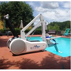 Мобильный подъемник для бассейна I-SWIM. Производство: Италия, Autolift s.r.l