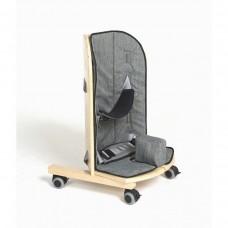 Сиденье угловое напольное для детей с ДЦП (модель 15.99.035)