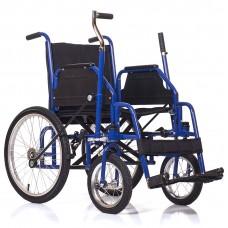 Инвалидная коляска Ortonica Base 145 с рычажным управлением