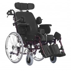 Механическая коляска Delux 570