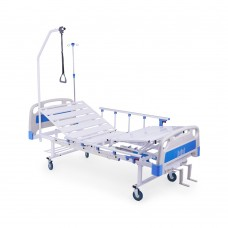 Кровать функциональная механическим червячным приводом регулирования положения АРМЕД РС 105-Б (ООО «НПЦ МТ «АРМЕД»)