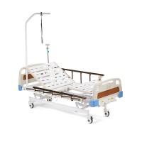 Кровать четырехсекционная с механическим приводом. Модель Armed RS106-B (Shanghai Rongshun Medical Technology Co., Ltd  Китай)