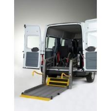 Автомобильное подъемное устройство для инвалидов «Solid» (Германия)