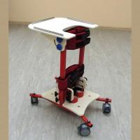 Стенд-стойка для детей с ДЦП (вертикализатор) ЦСИЕ.30.645.00.00.00
