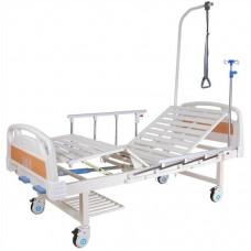 Кровать функциональная механическая с принадлежностями. Модель E-8 (Производитель: Hebei Baiqiang Medical Equipment Manufacturing Co., Ltd Китай). Товар для выдачи ДТСР