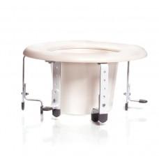 Сиденье туалетное (насадка на унитаз). Модель Ortonica TU 144