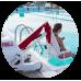 Мобильные подъемные устройства для бассейна PANDA POOL  (производство – Италия)