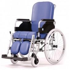 Кресло-каталка инвалидное Vermeiren 9300 с санитарным оснащением