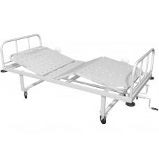 Кровать трехсекционная с механическим приводом. Модель КМ-04 (производство Россия)
