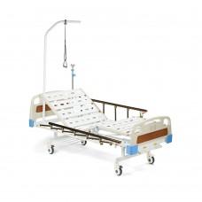 Кровать трехсекционная с механическим приводом. Модель Armed RS105-B (Shanghai Rongshun Medical Technology Co., Ltd  Китай)