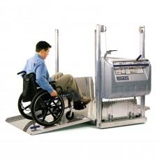 Мобильная платформа для инвалидных колясок Mobilift CX (Канада)