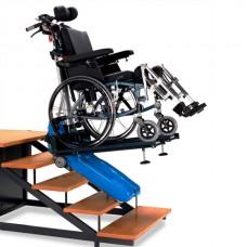Гусеничный подъемник для инвалидов Vimec Roby Т09 РРР (со съемной платформой для электрических колясок)