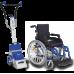 Cтупенькоход SANO PT UNI 160 для перемещения людей в инвалидных креслах-колясках по лестничным маршам