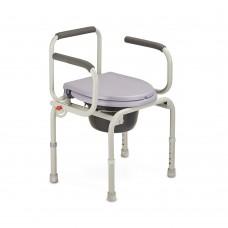 Кресло-стул с санитарным оснащением ФС813