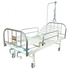Кровать функциональная механическая с принадлежностями. Модель F-8 (ММ-4) (Производитель: Hebei Baiqiang Medical Equipment Manufacturing Co., Ltd Китай). Товар для выдачи ДТСР